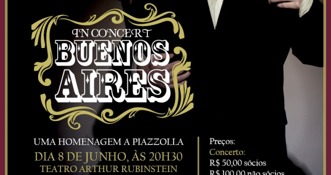 IN CONCERT – BUENOS AIRES