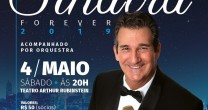 SHOW   INTERNACIONAL   SINATRA   FOREVER    E   BLUE   JEANS   NIGHT