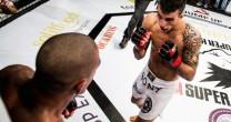 PELA  PRIMEIRA VEZ NA HEBRAICA UM EVENTO DO MMA