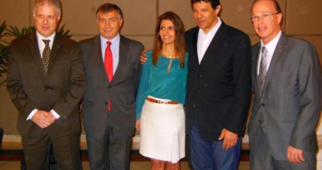 PREFEITO FERNANDO HADDAD PARTICIPA DE ENCONTRO COM A COMUNIDADE JUDAICA