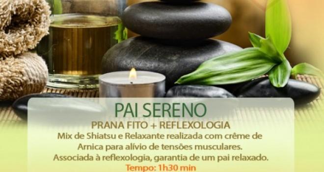 ESPAÇO PRANA – PARA PRESENTEAR SEU PAI
