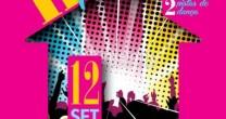 NA CASA, HP PARTY COM O DJ TOM HOPKINS E EM ATIBAIA, O ADVENTURE FAMILY