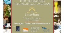FEIRA LECHAIM FESTAS – TUDO PARA FESTAS E EM UM SÓ LUGAR