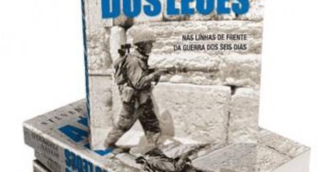 "EDITORA CONTEXTO LANÇA ""A PORTA DOS LEÕES"" DE STEVEN PRESSFIELD"