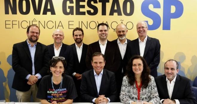 COMUNICADO DE DANIEL ANNENBERG, INDICADO SECRETÁRIO DE INOVAÇÃO E TECNOLOGIA DE SP