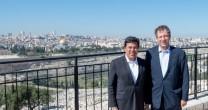 VIAGEM A ISRAEL MUDA A VISÃO DE PARLAMENTARES BRASILEIROS