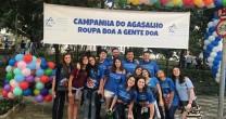 JOVENS DA COMUNIDADE JUDAICA ARRECADAM 35 MIL PEÇAS NA CAMPANHA DA FISESP