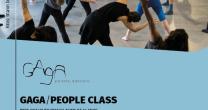 WORKSHOP GAGA PEOPLE CLASS – PARA QUEM GOSTA DE DANÇA
