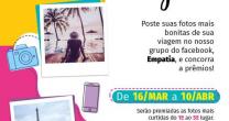 CONCURSO FOTOGRÁFICO E A CAMPANHA EMPATIA PET