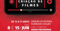 OFICINA DE CRIAÇÃO DE FILMES E DEGUSTAÇÃO DE CERVEJAS ARTESANAIS