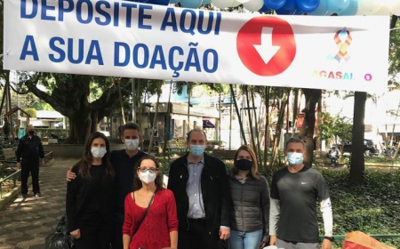 O SUCESSO DAS CAMPANHAS DO AGASALHO EM SÃO PAULO E CURITIBA
