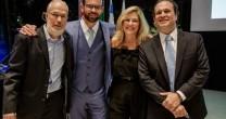 FERNANDO ROSENTHAL TOMA POSSE COMO PRESIDENTE DA HEBRAICA SP