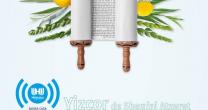 YIZCOR DE SHEMINI ATZERET