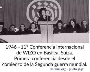 O centenário da Wizo mundial